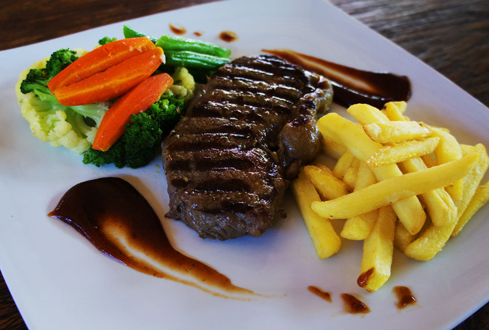 Grill Beef Sirloin